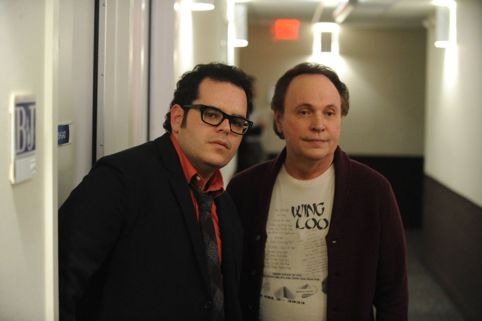 'The Comedians' EP on Bringing Together the Minds of Billy Crystal and Josh Gad