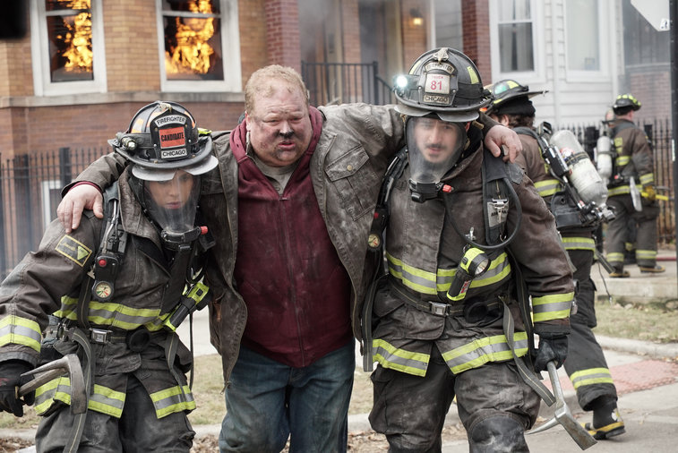 'Chicago Fire,' 'SVU,' Chicago P.D.' Crossover Recap: An Excellent Three-Way
