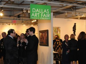 The Dallas Art Fair. (Courtesy Dallas Art Fair)