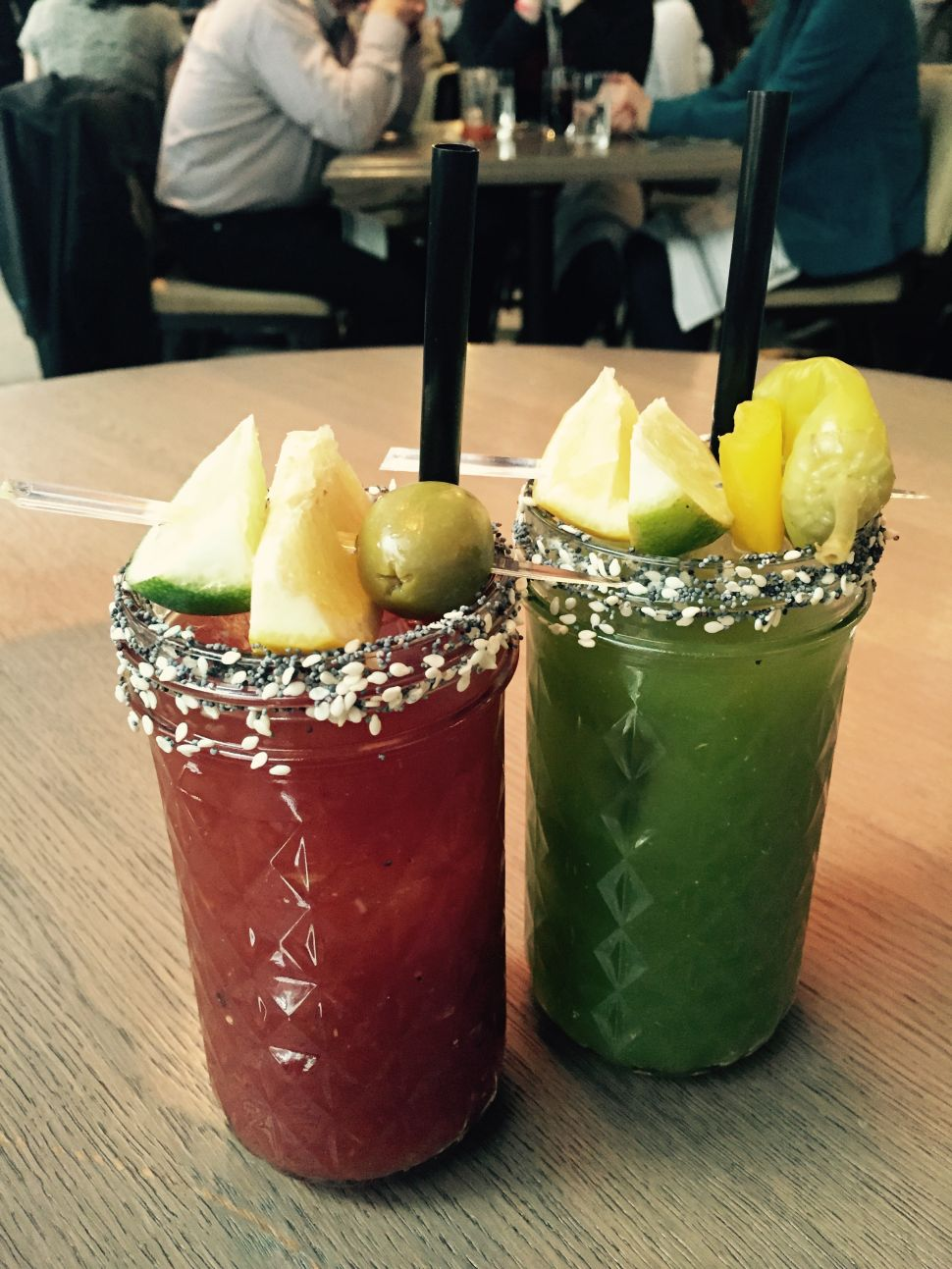 Kale Mary! Boozy Brunch Gets a 'Build-Your-Own' Reboot in NYC