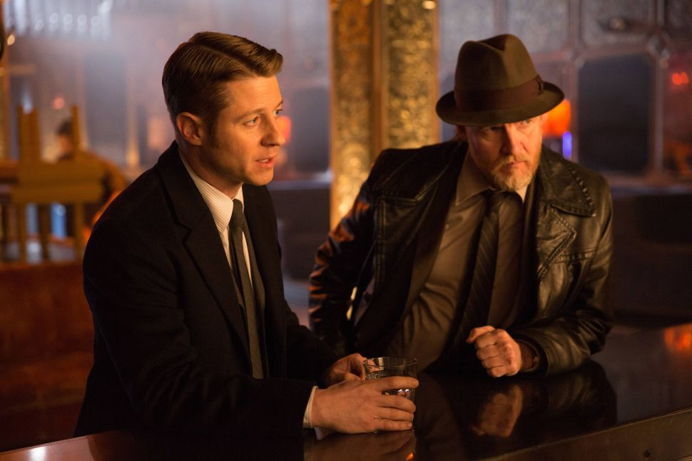 'Gotham' Reference Guide 1×19: Unconditional Love