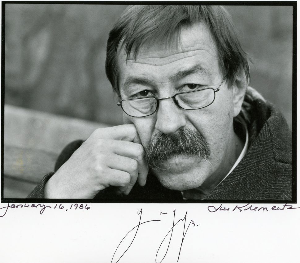 Gunter Grass Is Dead