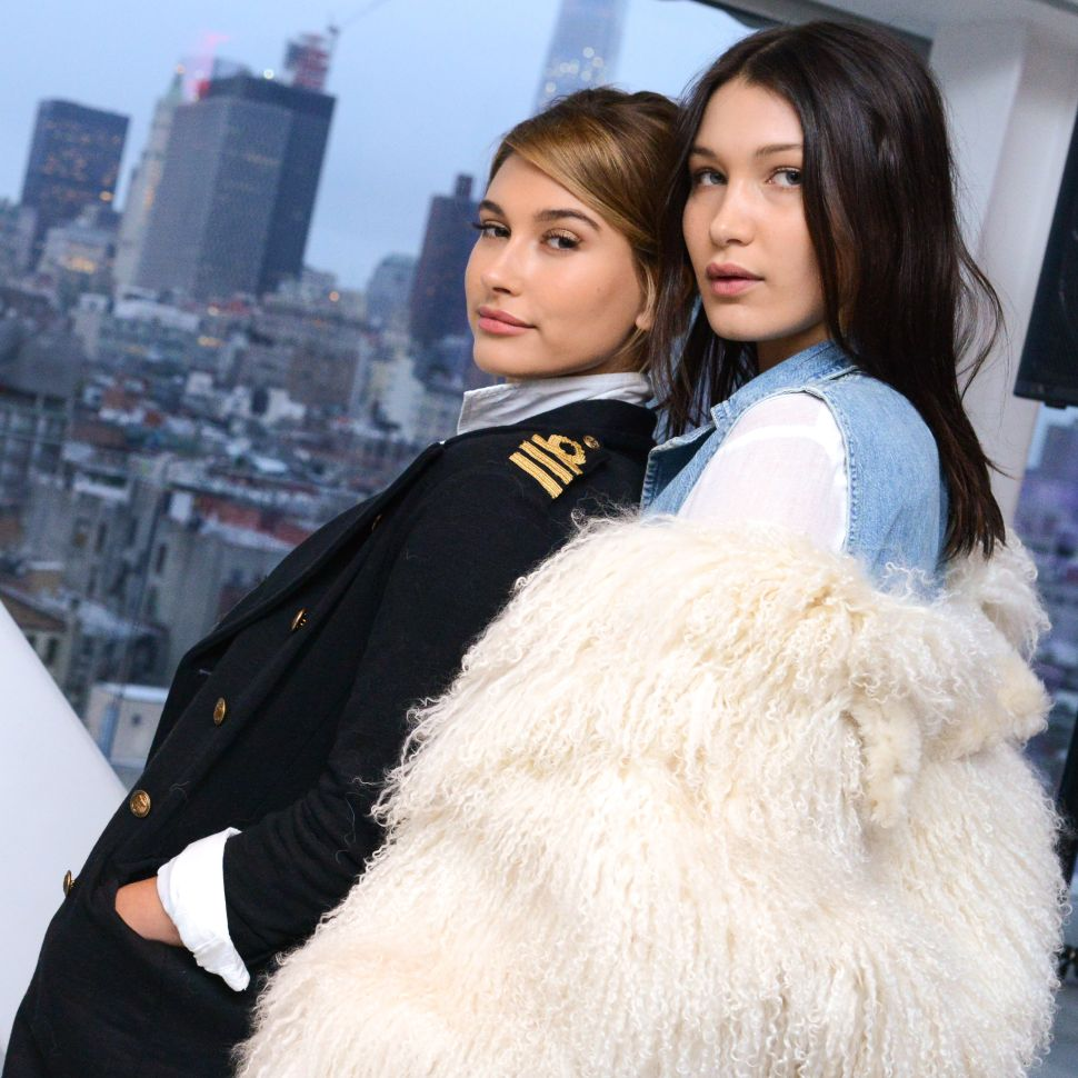 Hailey Baldwin, Bella Hadid and More Party in Black Tie and Black Leather in NYC
