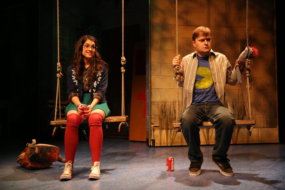 A Call to Theater: No More Puppets