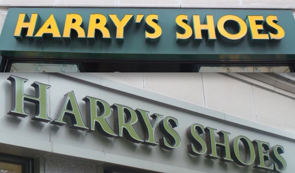 Harry's Shoes and the Case of the Missing Apostrophe