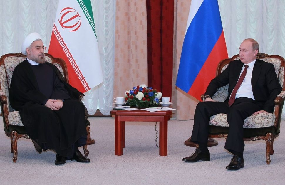 Putin Shills Missiles to Iran to Irk Obama (and Drive Up Oil)