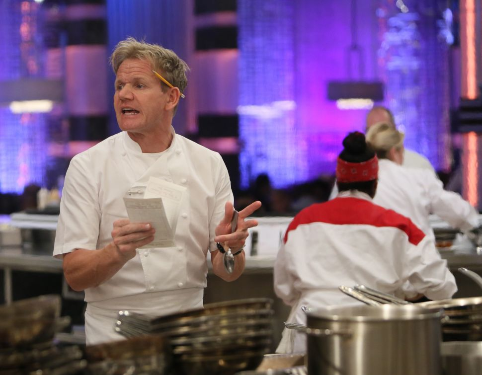 'Hell's Kitchen' 14×5 Recap: Seriously Grating