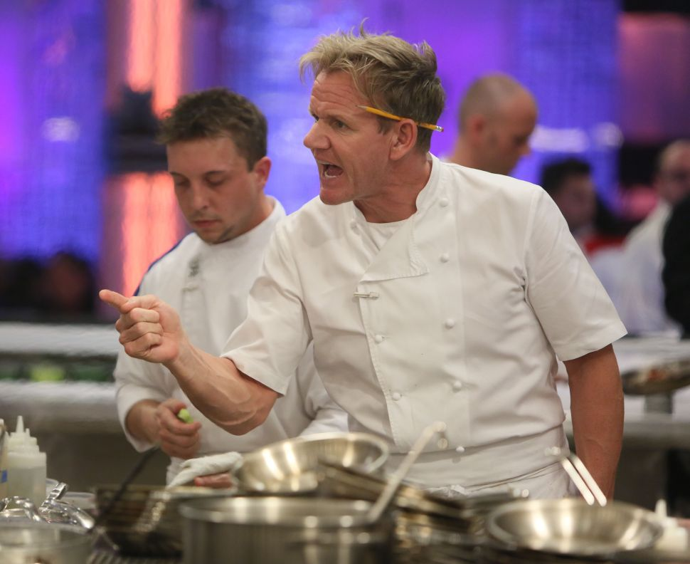 'Hell's Kitchen' Recap 14×7: Freaks and Greeks