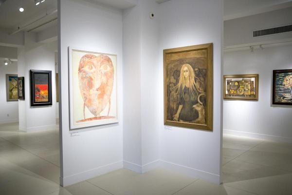 Leading New Delhi, India, Art Gallery Expands to Midtown