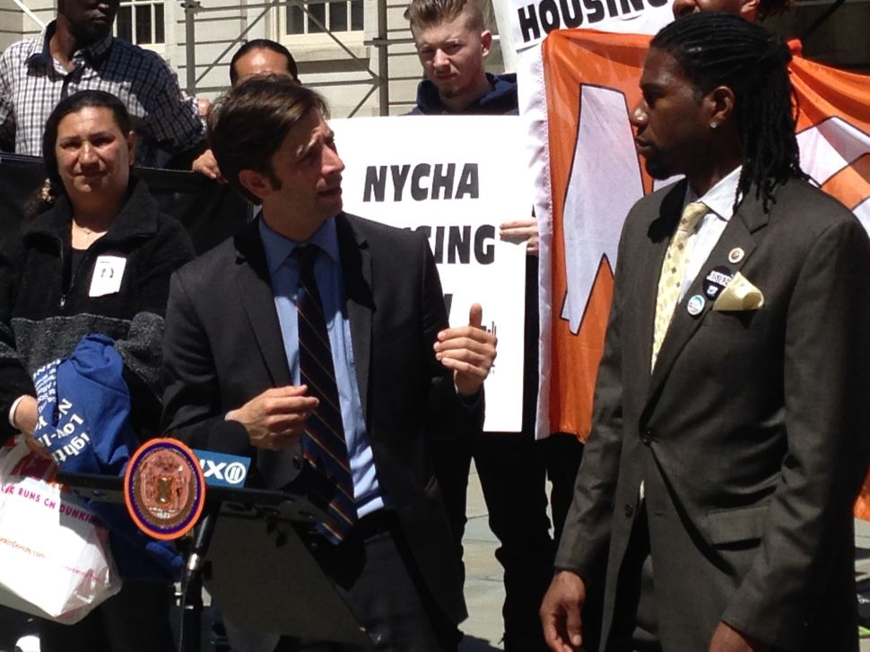 Advocates Continue Push for More Public Housing Units for the Homeless