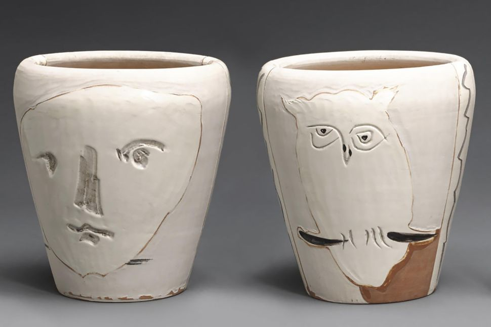 So, You Want to Own a Picasso? Museum Shows Boost Prices for the Artist's Ceramics