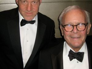 Mark Leibovich and Tom Brokaw