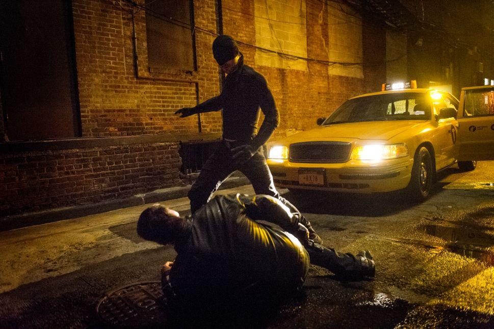 'Daredevil' Stunt Coordinator on Designing a One-Shot Fight Scene for a Blind Hero
