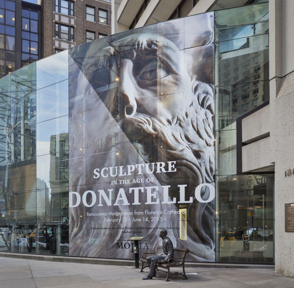 After 'Donatello' Show, the Museum of Biblical Art to Shutter in June