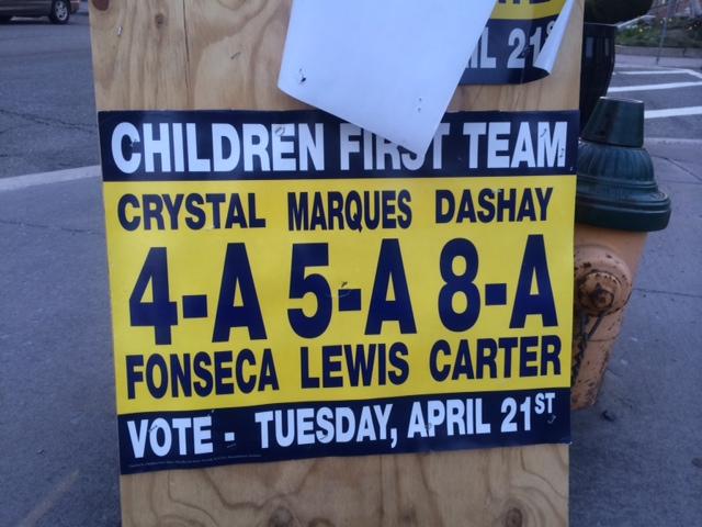 Baraka-backed slate victorious in Newark Public Schools Advisory Board election