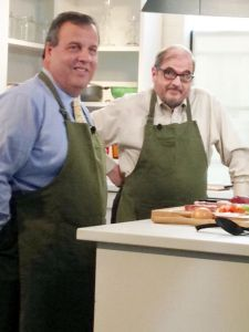 Pasta and Politics with Nick Acocella premieres Wednesday on NJTV