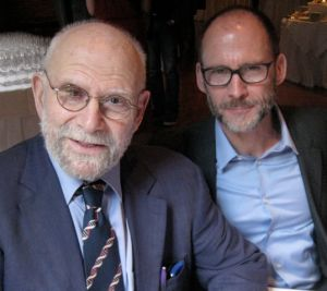 Oliver Sacks and Billy Hayes