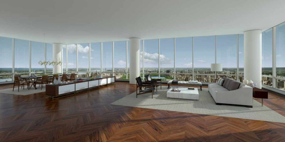 On the Market: Ackman's One57 Penthouse Closes for $91.54M; Bacall's $2.5M Price Cut
