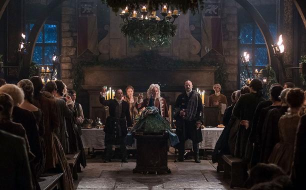 'Outlander' 1×10 Recap: Put Up Your Dukes