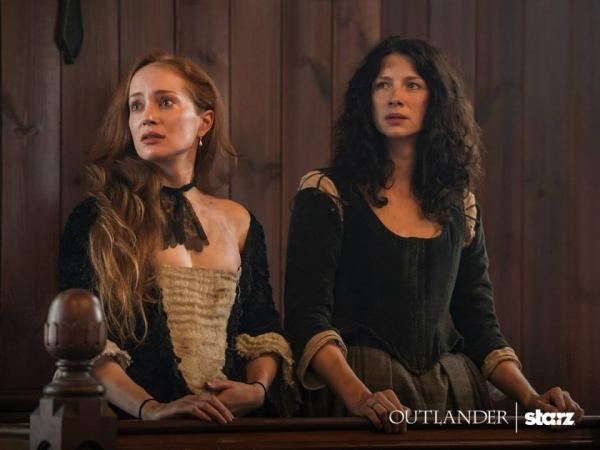 'Outlander' 1×11 Recap: Witch Better Have My Bonnie
