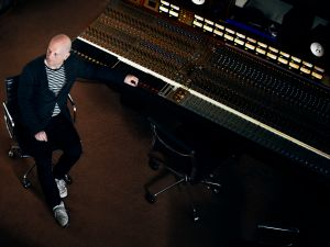 Phil Selway (Photo: Deidre O'Callaghan)