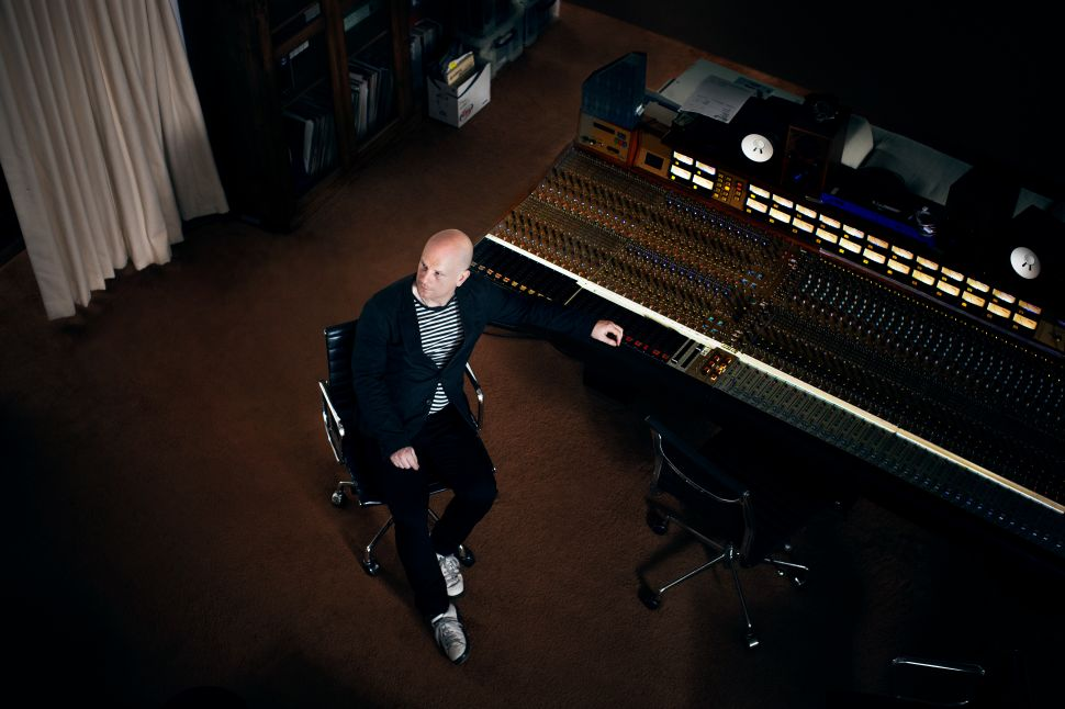 Philip Selway Talks First US Solo Tour, Recording New Radiohead Album
