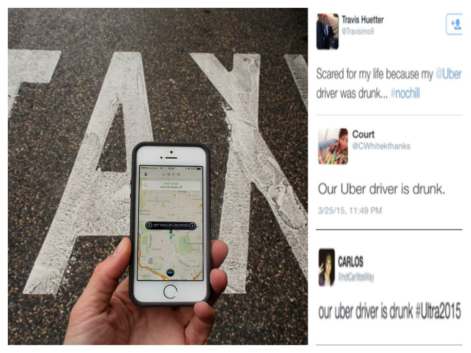 Uber—They Drive Drunk So You Don't Have To