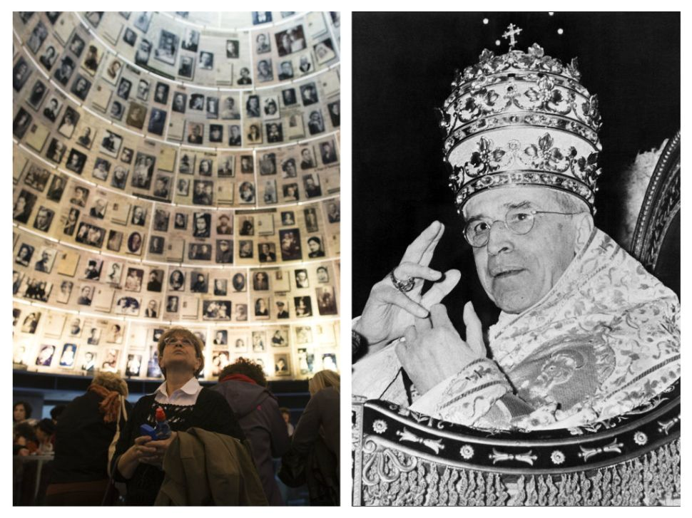 Holocaust Day and Hitler's Pope