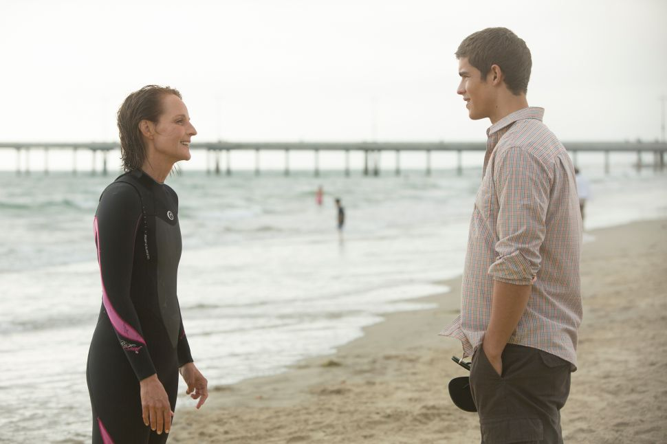 Surf-Bored: Helen Hunt Wipes Out in 'Ride'