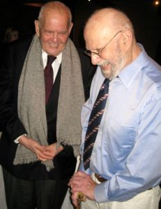 Robert Silver, Editor of NY Review of Books and Oliver Sacks