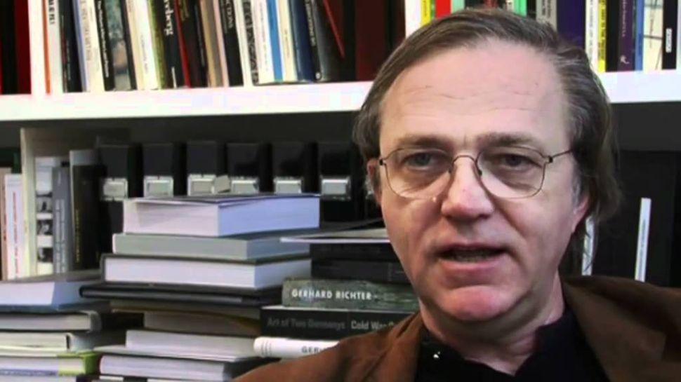 Yale Art Dean Robert Storr on How Today's Art Critics Suck, Especially Jerry Saltz