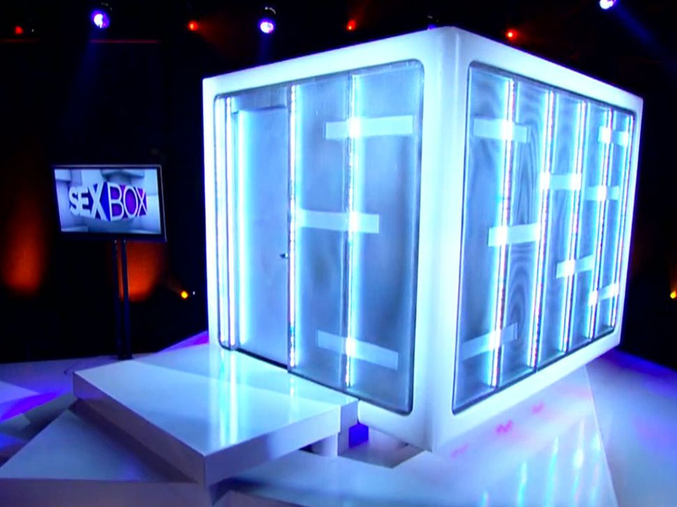 A Eulogy for 'Sex Box,' the Show Where Couples Had Sex in a Box
