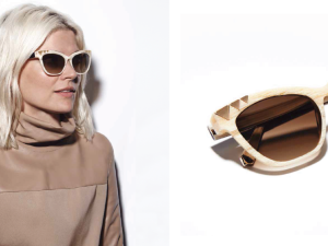 The collection was inspired by eyewear in cinema. Photo: Black Frame)