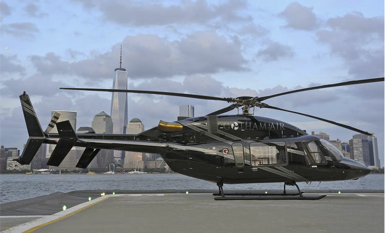 Which Uber-for-Helicopters Are You Flying to the Hamptons This Summer?