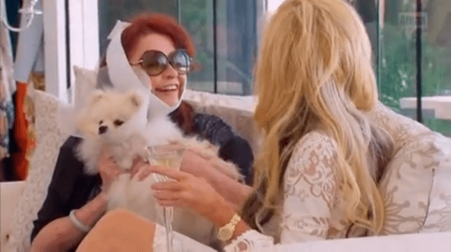 'The Real Housewives of Melbourne' 2×9: Gina's New Shoes