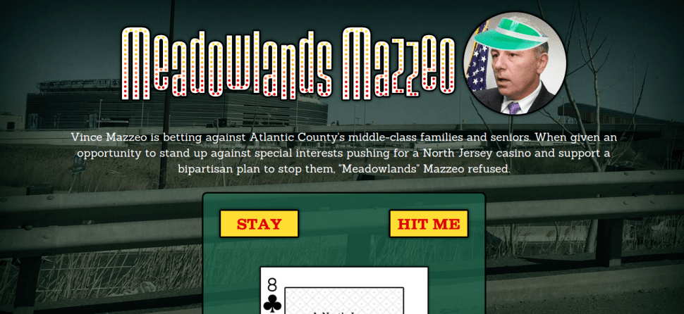 LD2 Republicans create 'Meadowlands Mazzeo' attack pages