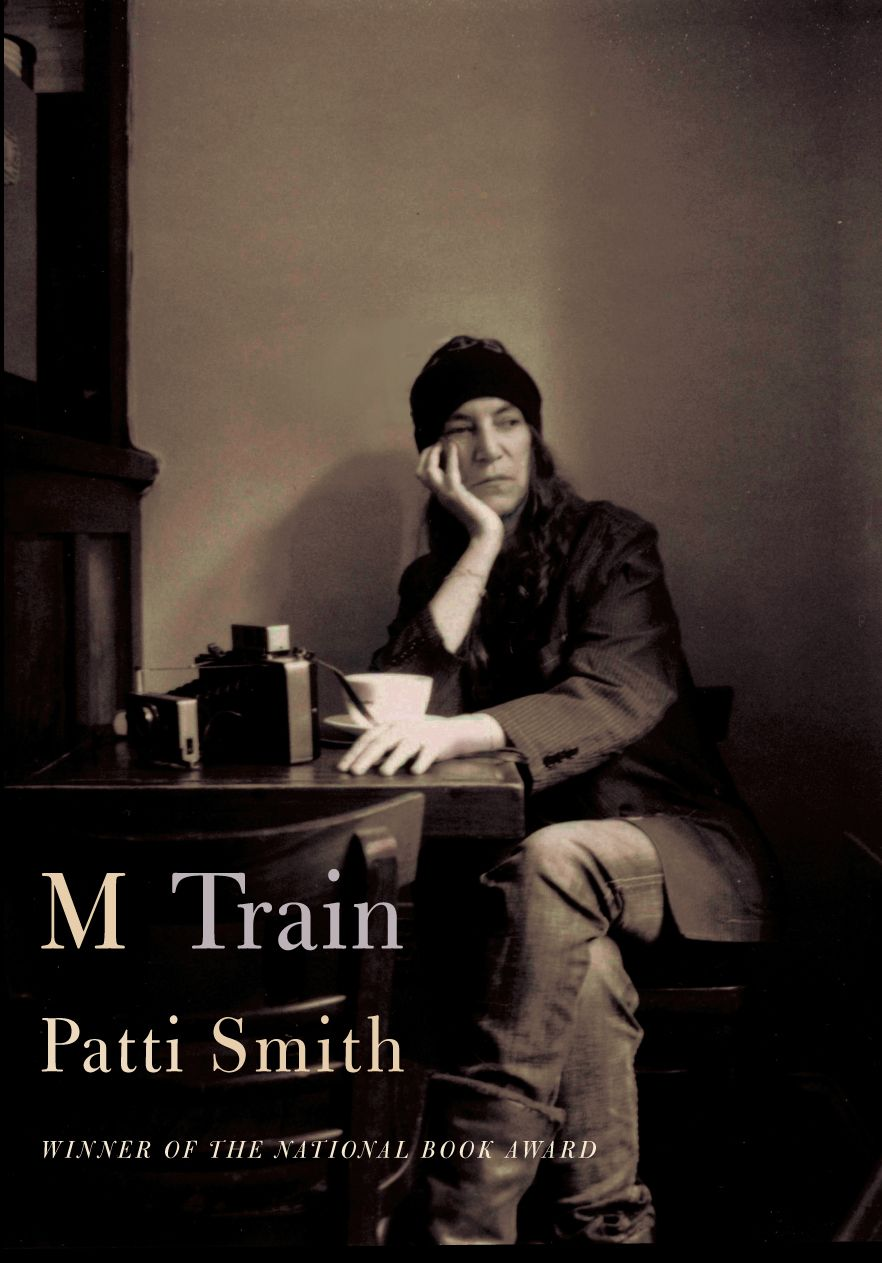 Patti Smith Invites Fans to Join Her on the M Train This Fall