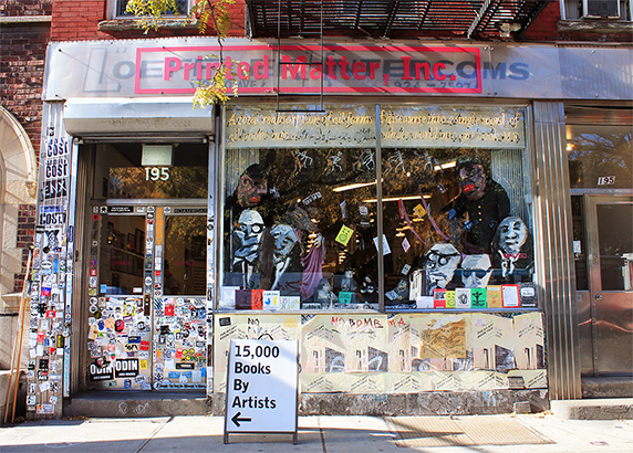 Beloved Chelsea Bookstore Printed Matter to Move to a Larger, Two-Floor Chelsea Space