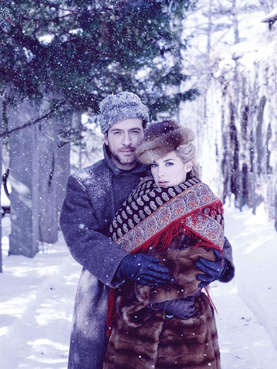 The Epic 'Doctor Zhivago' Is Finally Reimagined as a Broadway Musical