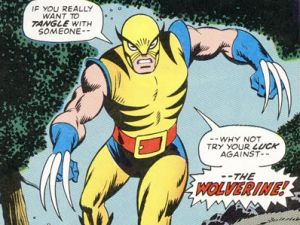 Wolverine, illustrated by Herb Trimpe, first appeared in The Incredible Hulk (#180) in 1974. (Photo: