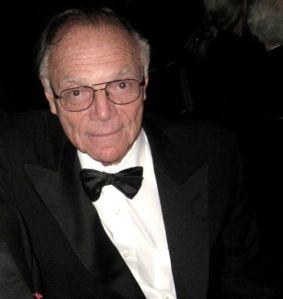 Author and screenwriter Nick Pileggi