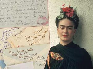 Frida Kahlo (Photo courtesy of Doyle New York).