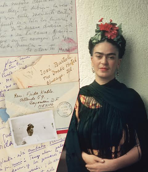 Passion Penned: At Auction, Frida Kahlo's Intimate Love Letters of an Illicit Affair