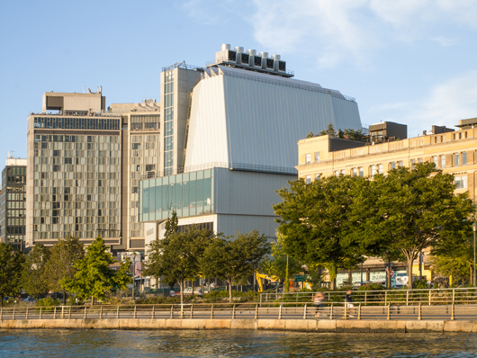 No Reservations!: New Whitney Museum of Art Already Overbooked for May 2