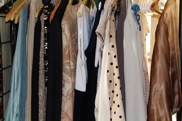 10 Tips for Clearing Out Your Designer-Brand-Packed Closet for Spring