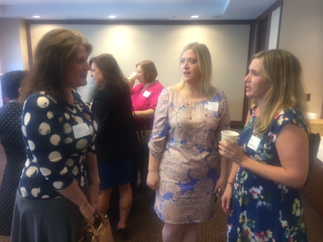 Women's Political Caucus of NJ breakfast brings out female force