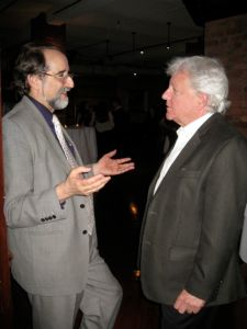 Wren Weschler and Dr. Stuart Firestein