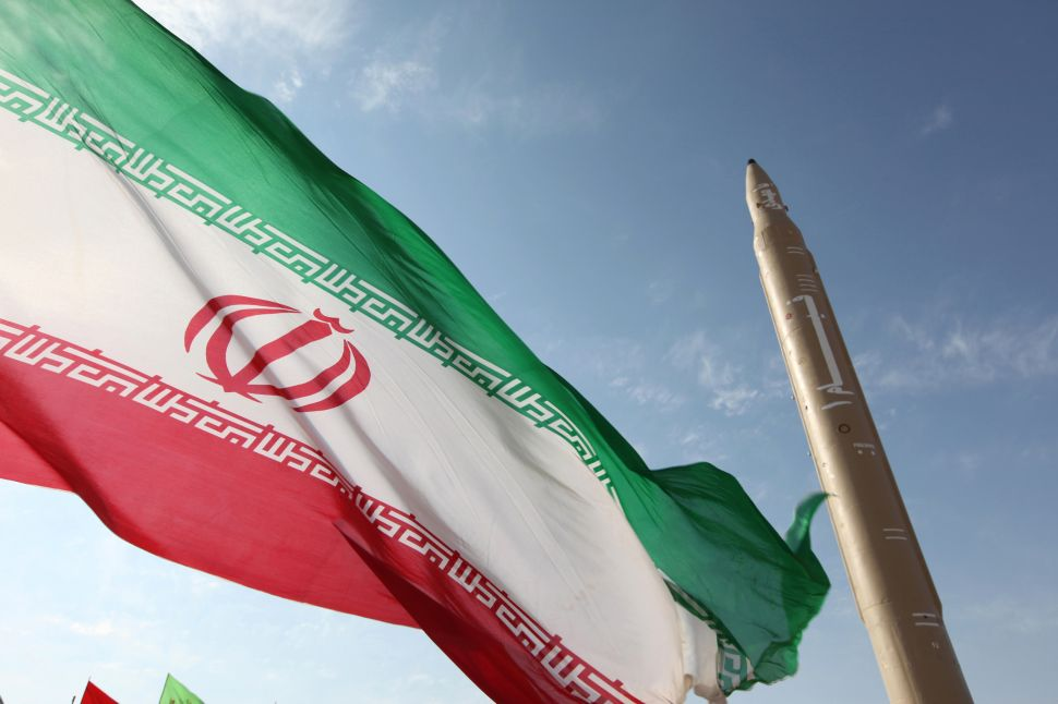 Finally, Adult Supervision on Iran