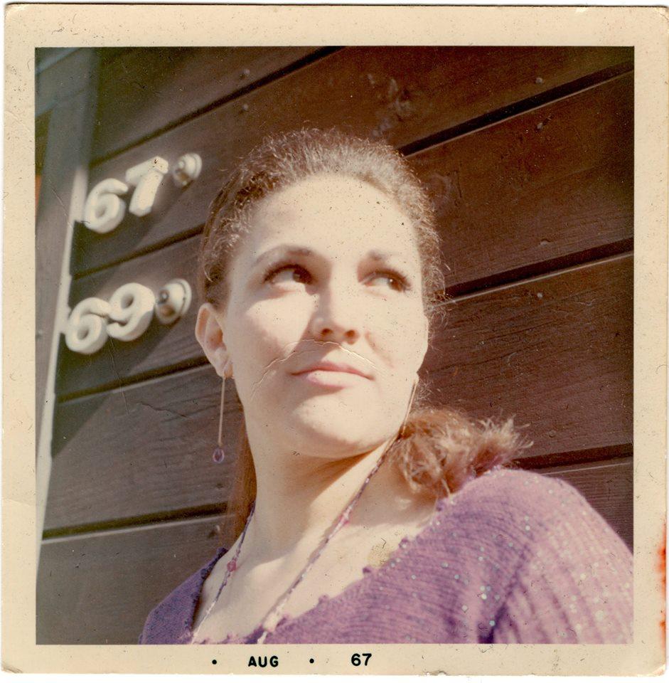 Sevdalyn Christine 'Sunshine' Claycomb-Brooks, 1939-2015