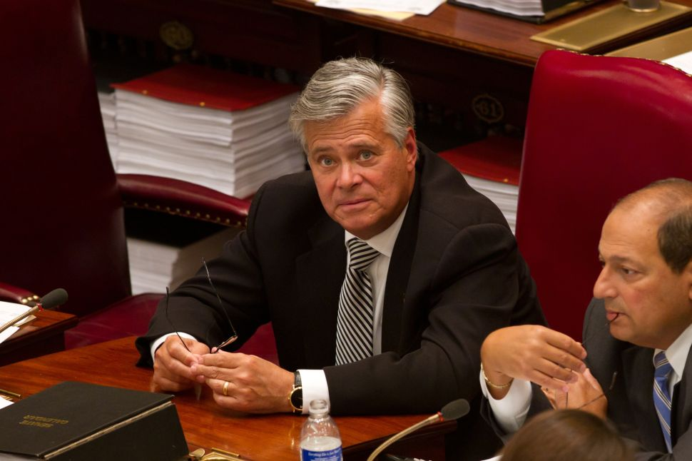 Report: Charges Against GOP Leader Skelos 'Imminent'
